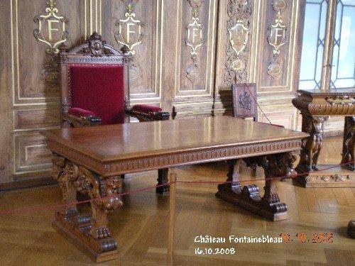 Fontainebleau le chateau page 2 - La table marseillaise chateau gombert ...